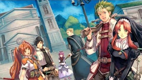 The Legend of Heroes VI Trails in the Sky The 3rd - PC Playstation Portable - OP