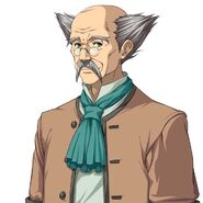 Professor russell akatsuki
