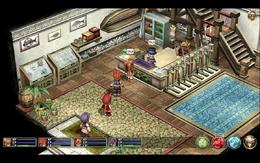 Fisherman's Guild - Grancel