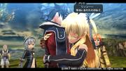 Alisa embraces Rean (CS2)