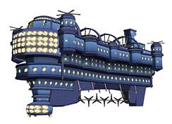 Lusitania concept