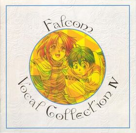 Falcom vocal collection 4 cover