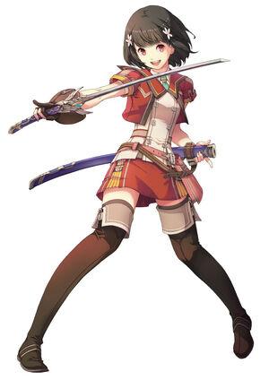 Chloe Barnett (Akatsuki)