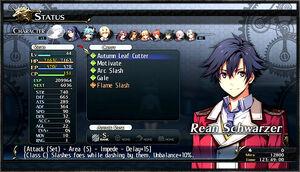 Character status -tocs