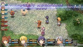 Party advantage soradc-evo