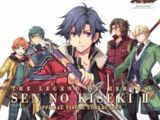 The Legend of Heroes: Sen no Kiseki II Official Visual Collection