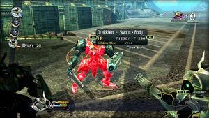 Knight battle system