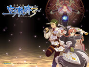 Sora no Kiseki the 3rd WP 2