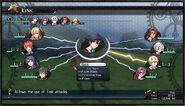 Character link status tocs