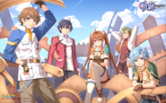 All Trails Protagonists