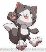 Misshie ps4 mascot