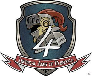Erebonia Imperial Army Logo