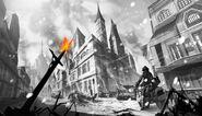 Erebonian Civil War concept