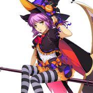 Renne Hayworth - Akatsuki Halloween