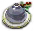 Tocs - regular dish icon
