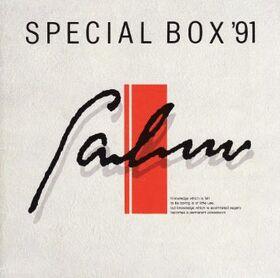 Falcom special box 91 cover