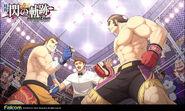 Bear Cage Match