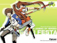 Kiseki Fiesta WP-06 lloyd estelle