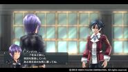 Angie's and Rean sparring CS1