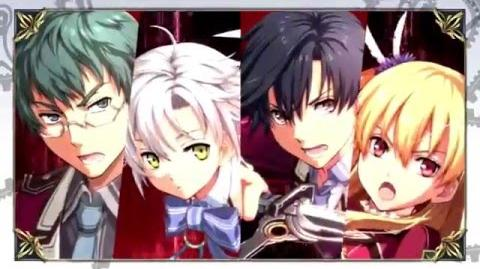 The Legend of Heroes Trails of Cold Steel - BattleTrailer