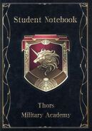 Thors Student A5 Notebook