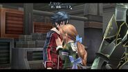 Towa relieved to see rean
