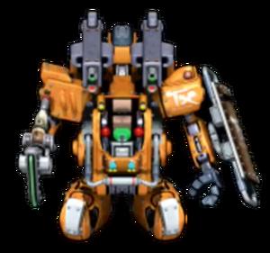 Orbal Gear Prototype 3rd
