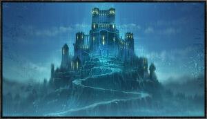 Sen-concept lohengrin castle