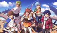 All Trails Protagonists 2