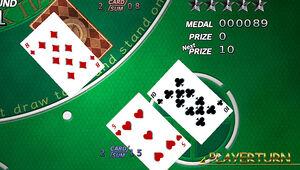 Blackjack ao-minigame