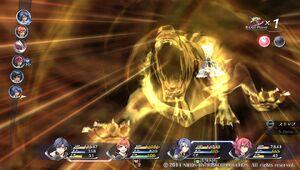 Radiant Lion CS2