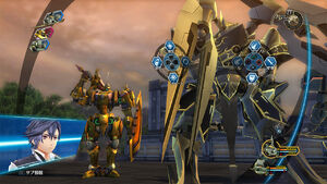 Divine Knight Battle CS3 01