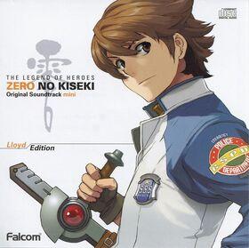 Zero ost mini - lloyd edition cover