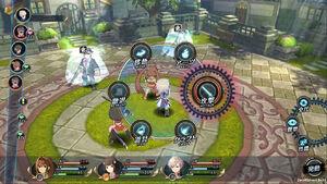 Akatsuki battle screen