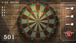 Darts 501 zero-evo