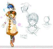 Aida - original concept