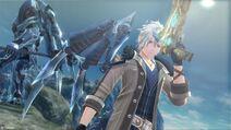Azure Knight Attach DLC (CS4)