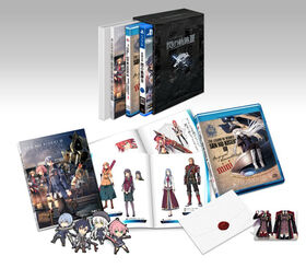CS3 First Limited Kiseki Box.jpg - Contents
