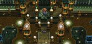 Idun Shrine Interior