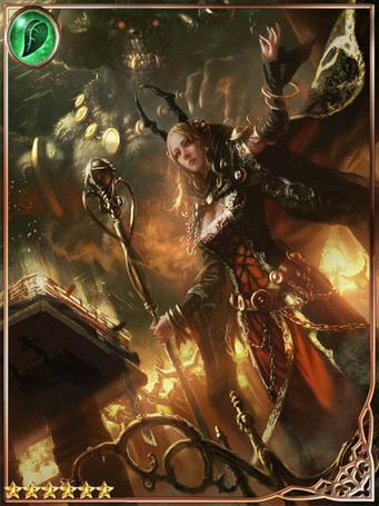 (Disaster) Kajuna, Pact Queen