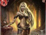 (Gold Gloom) Cheripha, Lake Goddess