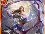 Evil-Eyed Angel Zerachiel