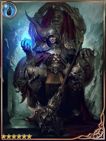 (Stouthearted) Zack, Necron Sage