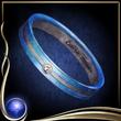 Blue Sparkling Ring