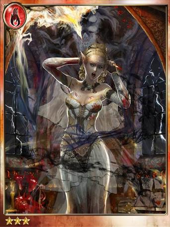 Fiery Terror Witch