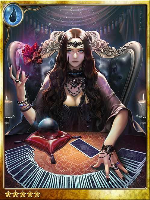 fortune teller caleisha legend of the cryptids wiki fandom