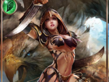 (Blitzing) Cassandra, Eagle Rider