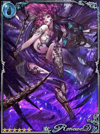 (A) Samael, Snakefang Devil