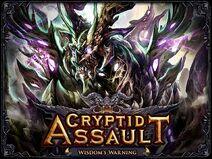 Cryptid Assault LVII