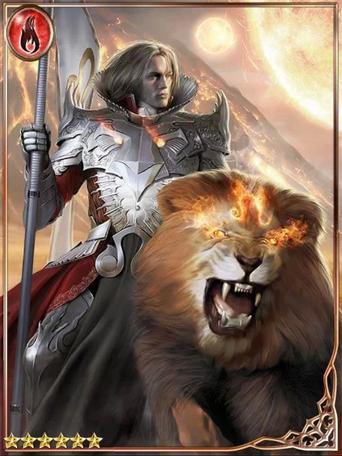 (Lion) Regning Kings Regulus & Leo